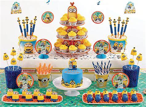 7 Paris Themed Teen despicable me sweets amp treats despicable me party ideas