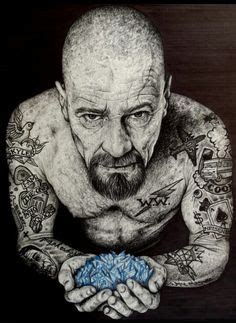 bryan cranston tattoo 1000 images about breakingbad on breaking bad