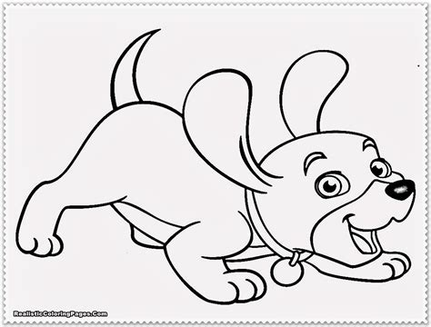 puppy coloring page free coloring pages of s puppies