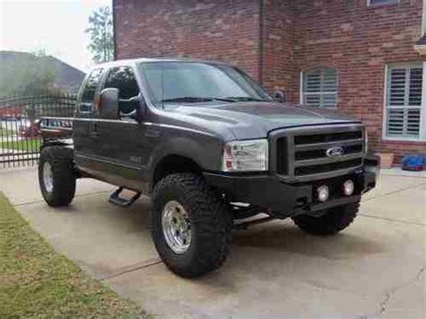 Buy used F250 Superduty 4x4 Custom Air Suspension Lifted