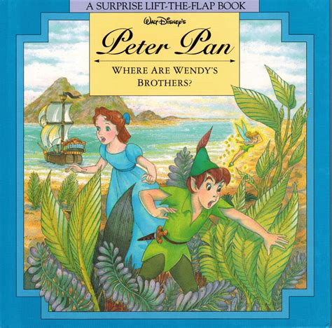 peter pan movie vs the book which is better peter pan disney lift the flap hardcover childrens book
