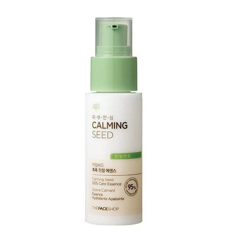 Harga The Shop Calming Seed the shop calming seed sos care essence korean