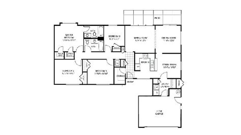 murphy canyon military housing floor plans floorplans canyon view murphy canyon lincoln