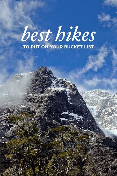 best hiking trips best hiking trips in the world to put on your list