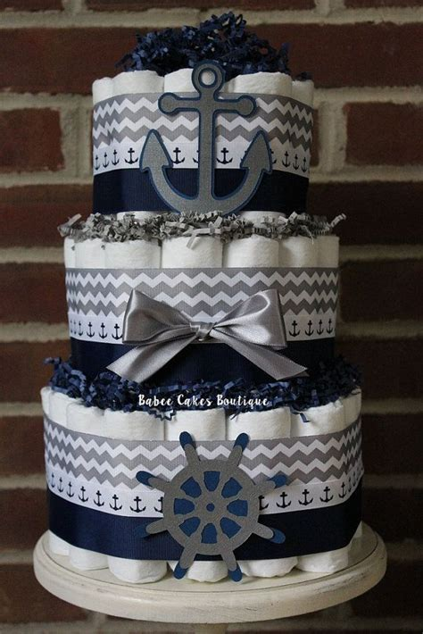 boat steering wheel diaper cake best 25 nautical diaper cakes ideas on pinterest diaper