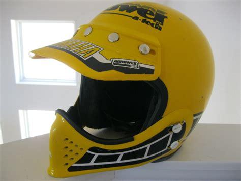 vintage motocross helmet vintage motocross helmets big