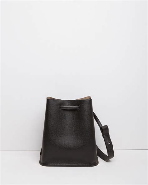 Jil Sander 2007 Bags by Lyst Jil Sander Leather Bag In Black