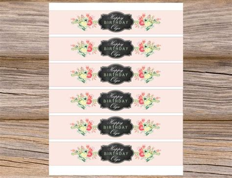 free printable bridal shower water bottle labels pinterest discover and save creative ideas