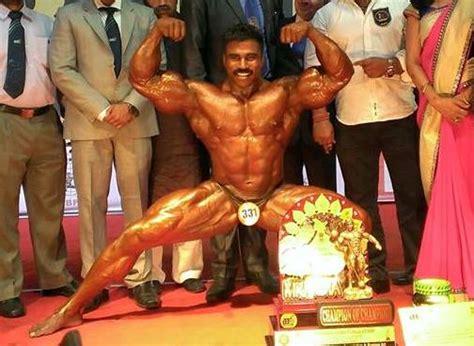 india winner 2014 suhas khamkar indian bodybuilder wins 3rd in mr asia