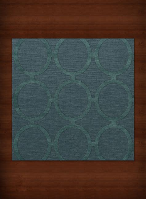 Teal Square Rug Payless Troy Tr14 144 Teal Square Area Rug Payless Rugs