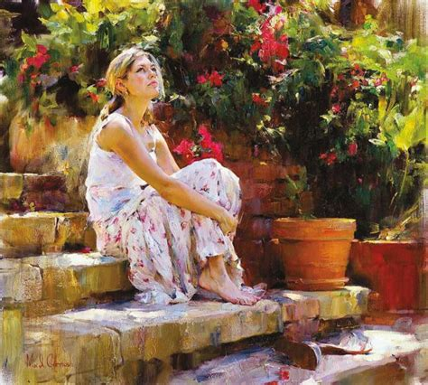 painting for s day michael and inessa garmash impressionist