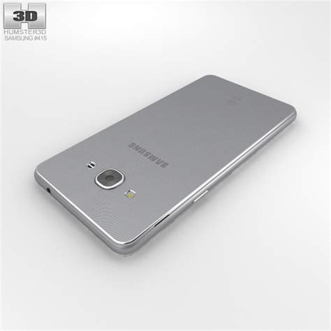 3d Doraemon For Samsung Galaxy J3 Pro samsung galaxy j3 pro gray 3d model hum3d