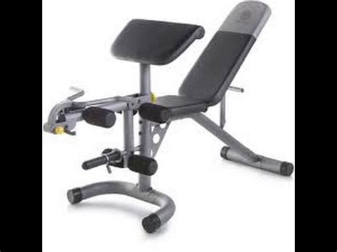 xrs 20 bench installing gold s gym xrs 20 olympic workout bench youtube
