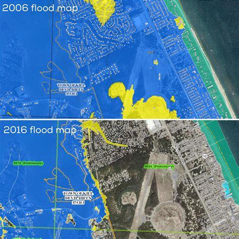 new flood maps downgrade risk for 31 000 coastal