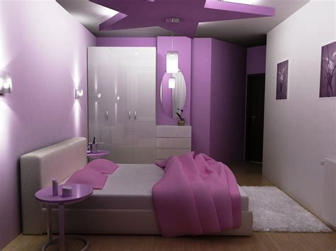 Pink And Purple Bedroom Decor by Purple Room Ideas Cool Bedroom Design