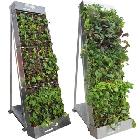 Vertical Food Garden Of Course You Still The Option Of Building An Above