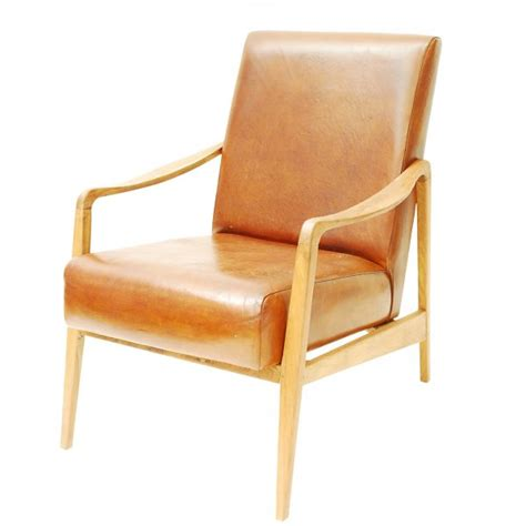 retro armchairs uk libra low slung leather retro armchair from fusion living