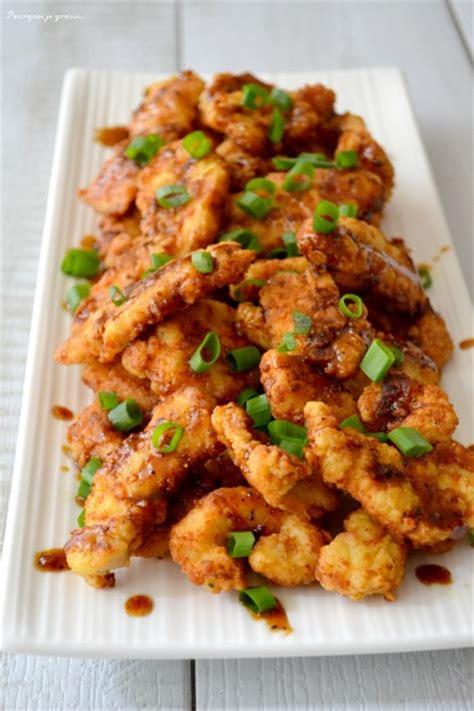 cuisine chinoise poulet croustillant poulet croustillant sauce sucr 233 e sal 233 e citronn 233 e