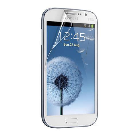 Bull For Samsung Galaxy Grand I9080 samsung galaxy grand i9080 i9082 duos matte screen guard screen protector scratch guard dust