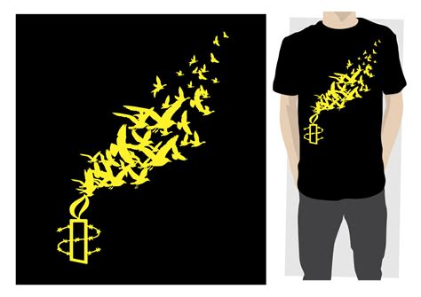 design crowd t shirt 119 modern colorful human rights t shirt designs for a