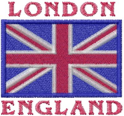 embroidery design london international embroidery design london flag from machine