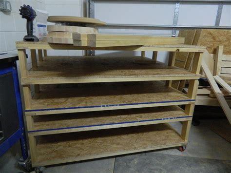 standing lumber rack  jeremy greiner