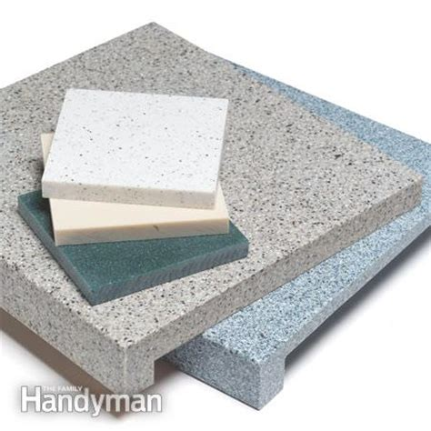 Solid Countertop Materials by The Pros And Cons Of Countertop Materials The Family