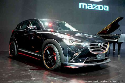 mazda year end deals mazda cx 3 may arrive in philippine before year end auto