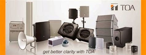 Lifier Toa Digital Za D500 address system one commerce int l corp