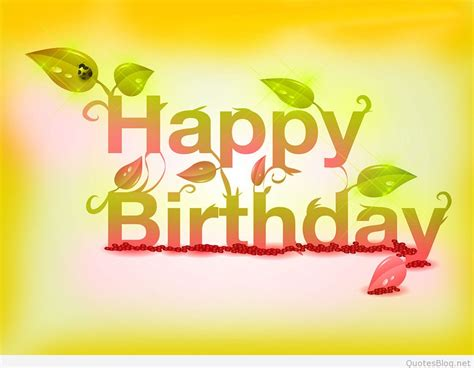 Happy Birthday Wishes To Our Birthday Quotes Quotesblog Net
