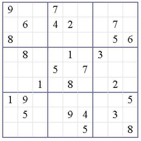 sudoku insane printable sudoku 2011 free sudoku puzzles insane 11000174