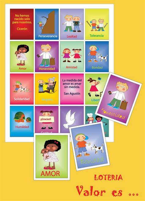 loteria de ninos para imprimir loteria de valores para ni 241 os para imprimir imagui