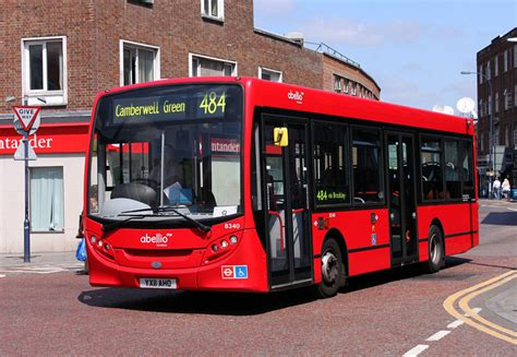london bus routes route  camberwell green lewisham