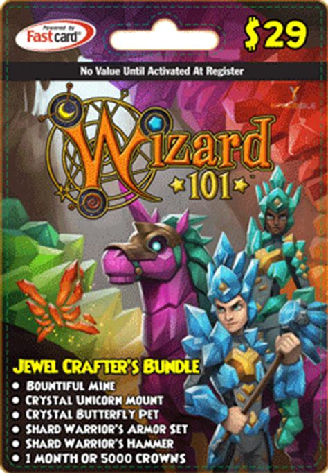 Jewel Gift Cards - item jewel crafter s bundle gift card wizard101 wiki
