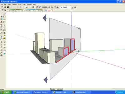 section in sketchup sketchup tutorial larc 440