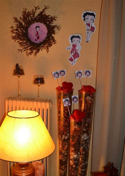 Betty Boop Decorations by How To Throw A Betty Boop Theme Birthday Lila S