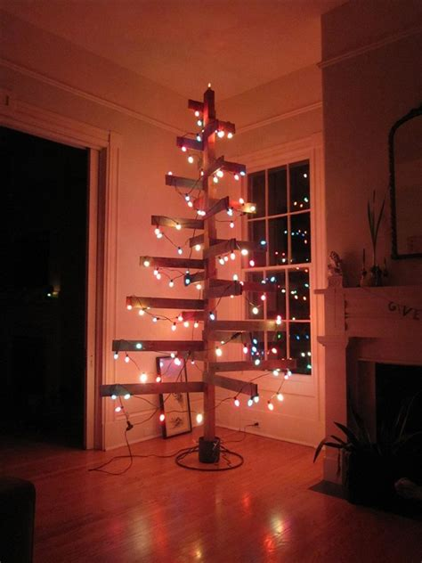 don t like traditional christmas trees try out one of