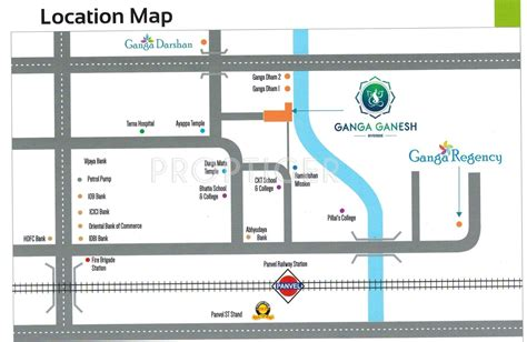 ganga shopping mall ganga ganga ganesh in panvel mumbai price location map