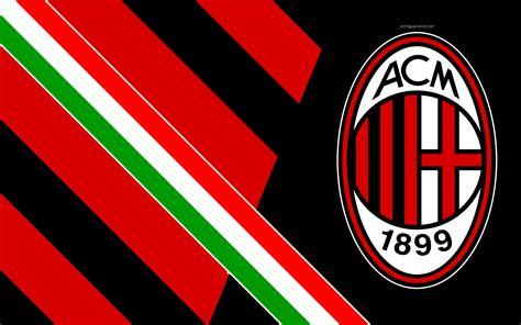 wallpapers ac milan  italian football club