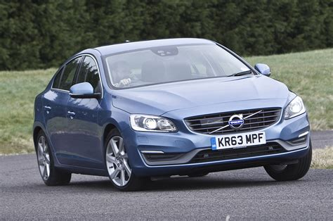 volvo s60 uk volvo s60 review autocar