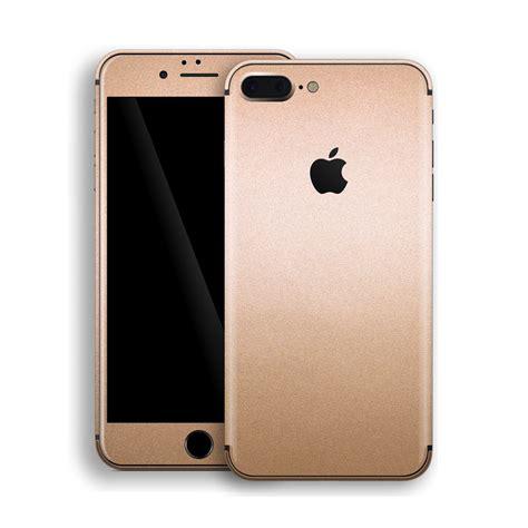 iphone   luxuria rose gold metallic skin easyskinz