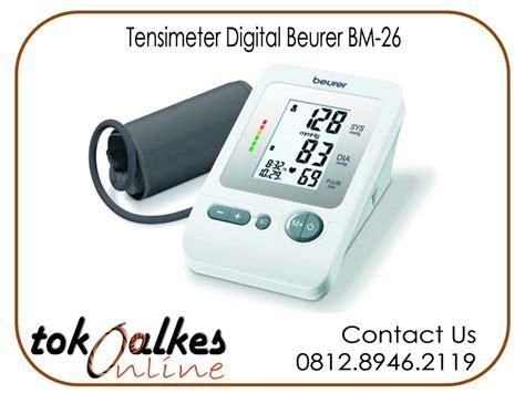 Alat Tensimeter Manual tensimeter digital beurer bm 26 toko alat kesehatan