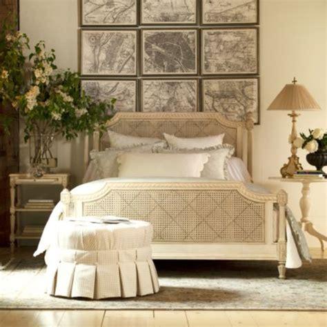 Ethan Allen White Bedroom Furniture by Fancy Ethanallen Maison By Ethan Allen Elise Bed