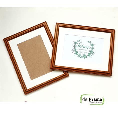 Frame Foto Frame 4r Fancy pigura foto matboardpigura foto scrapbook home decor semarang