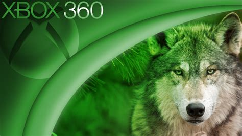 background themes for xbox 360 xbox 360 wolf theme 1080p by freezingicekirby on deviantart