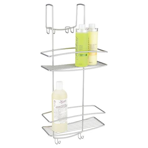 The Shower Caddy overdoor shower caddy the container store