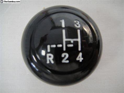 Vw Shift Knobs by Thesamba Vw Classifieds Vintage Speed Original Vw Bug Shift Knob W Pattern
