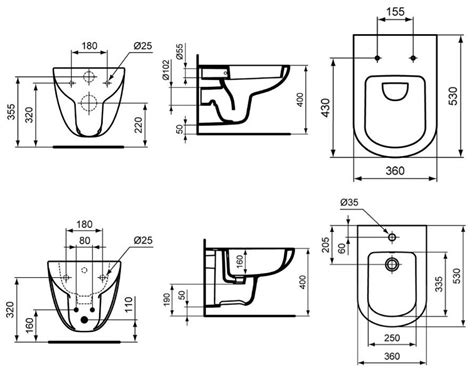 bidet gemma 2 filo parete sanitari sospesi filo muro gemma 2 dolomite vaso wc bidet