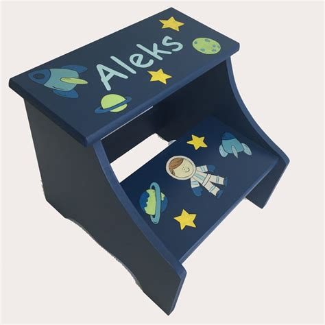 Personalized Stools by Personalized Stool Lost In Space
