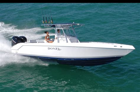 donzi pontoon boat research 2011 donzi marine 32 zf open on iboats